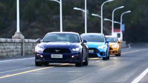 福特Mustang GT领衔 高性能家族宣传片