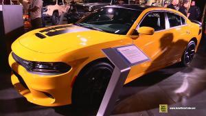 新款道奇Charger Daytona 现身改装车展