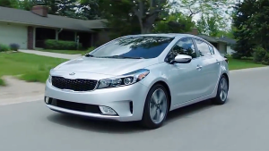 2016款起亚K3海外版 车型亮点展示