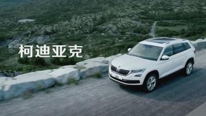 斯柯达全新SUV 柯迪亚克国内首发亮相