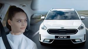 全新起亚Niro极睿 搭载1.6L四缸发动机