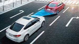 福特新蒙迪欧 全速智能自适应巡航系统