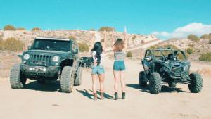 Jeep牧马人 竞速PK独行侠全地形越野车