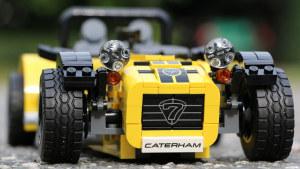 2.8秒破百 拼接卡特汉姆620R复古跑车