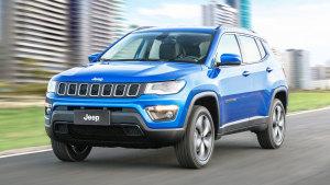全新款Jeep指南者展示 配6AT变速箱