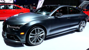 2017款奥迪RS7 Quattro 高性能轿跑