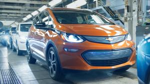 雪佛兰Bolt EV 纯电动汽车工厂揭秘