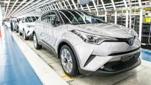 检测严苛 探秘丰田C-HR土耳其工厂
