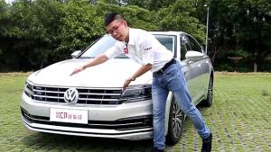 新车评网YYP试驾大众辉昂视频