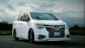 2016款日产君爵 搭载3.5L自然吸气引擎