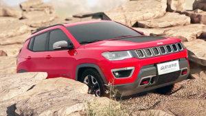 广汽菲克Jeep指南者 岩石驾驶模式操作