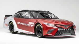 2018款丰田凯美瑞 NASCAR赛车震撼来袭