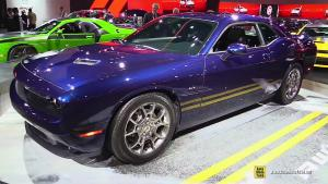2017款道奇挑战者GT 全轮驱动版发布