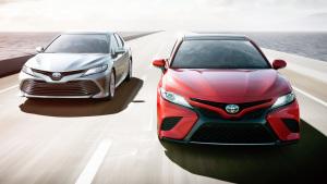 2018款丰田凯美瑞 换装全新动力系统