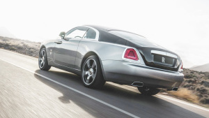劳斯莱斯魅影豪华轿车 轻松享受驾驶