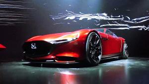马自达RX-Vision 致敬高性能跑车RX-7