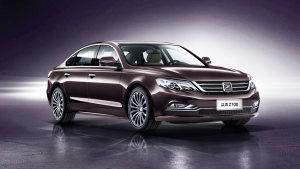众泰Z700豪华C级轿车 G20峰会指定用车
