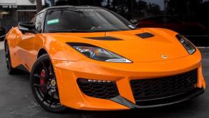 全球仅限400台 2017款路特斯Evora 400