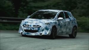 2017日内瓦车展 现代i30 N将正式亮相