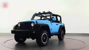 Mopar改装Jeep牧马人 越野性能提升