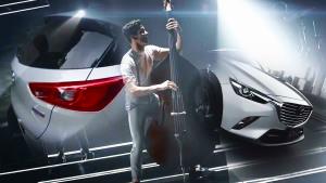 2017上海车展 小型SUV马自达CX-3将登场