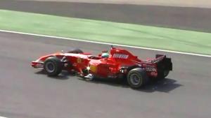 F1好声音 法拉利V8/V10引擎声浪对比