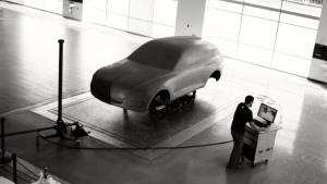捷恩斯SUV概念车GV80 详解设计理念
