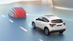 全新本田HR-V 安全驾驶辅助系统解析