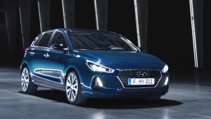 全新现代i30 配备多种驾驶辅助安全系统