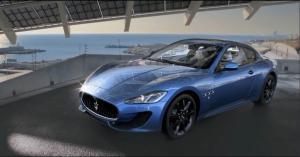 全新玛莎拉蒂GT Sport 百公里加速4.7秒