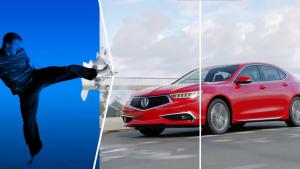 讴歌新款TLX 全系标配驾驶辅助系统