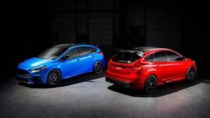 2018款福特福克斯RS限量版 仅售1500台