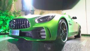 梅赛德斯-奔驰AMG GT R及GT C 国内首发