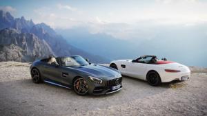 奔驰AMG GT C Roadster 3.7秒破百