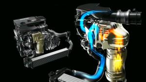 2018款本田雅阁 2.0升VTEC发动机详解