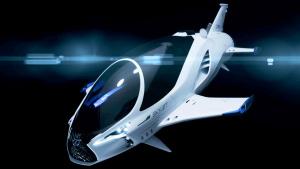 雷克萨斯将《星际特工》飞船变为现实