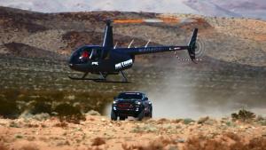 改装车沙漠疯狂越野 塔科马TRD Pro出征