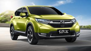 全新本田CR-V上市 售价16.98-25.98万元