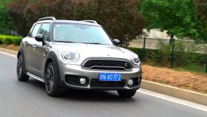 2017款MINI COUNTRYMAN 2.0T车辆展示