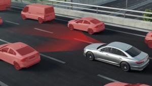 全新一代奥迪A8 拥堵自动驾驶系统详解