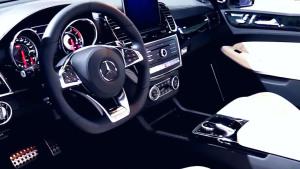 2018款奔驰AMG GLS63 外观内饰细节实拍