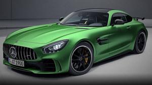 梅赛德斯-奔驰AMG GT R 最快圈速挑战