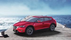 2018款马自达CX-4上市 车型配置解析