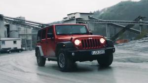 Jeep牧马人越野利器 不惧极限挑战