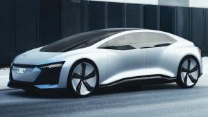 奥迪Aicon概念车 具备5级自动驾驶能力