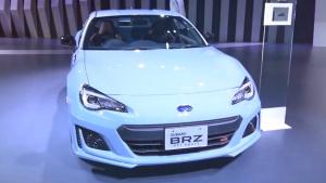 2017东京车展 斯巴鲁将携多款新车亮相