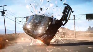 《极品飞车20》预告 疯狂飙车场景火爆