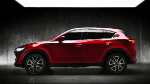 全新马自达CX-5 定位于紧凑SUV