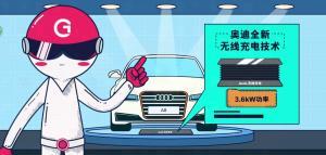 8车道:黑科技上线,爱车告别充电桩