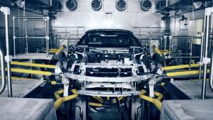 探秘工厂 宝马i8 Roadster生产过程曝光